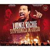 Lionel Richie   Symphonica In Rosso [2cd] Importado Lacrado